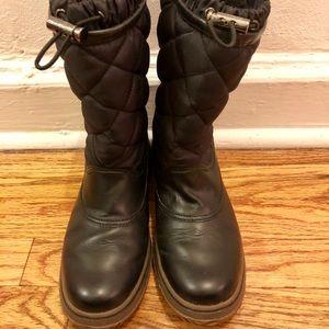 Coach Shoes - Coach cold weather boots